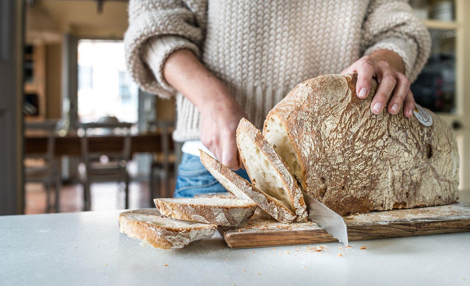 Pane Toscano, si fa presto a dire pane.