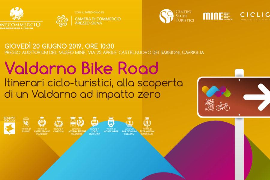 Benvenuti nella Valdarno Bike Road