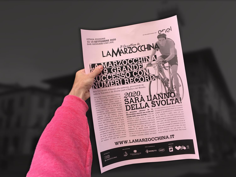 Uscito il secondo numero de Il Gazzettino de La Marzocchina